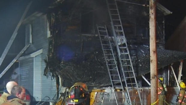 6 people, likely all from 1 family, killed in Syracuse fire