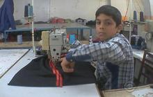 Syrian refugees forced into child labor