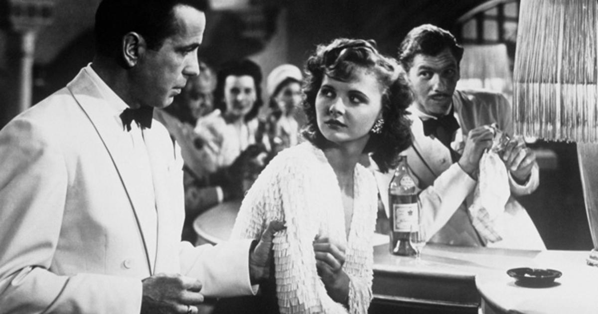 "Madeleine Lebeau, last surviving ""Casablanca"" actress, dies at 92 - CBS News"