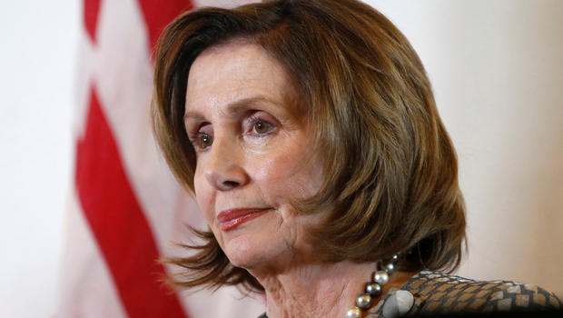 Challenge to Pelosi's leadership is shaping up