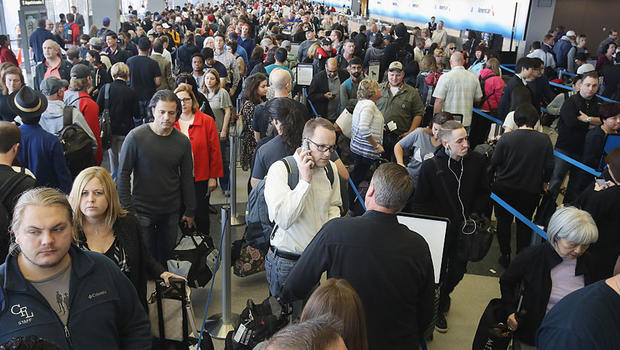 TSA calls in the hounds to speed security as air travel soars