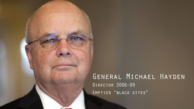 前中央情报局局长迈克尔海登