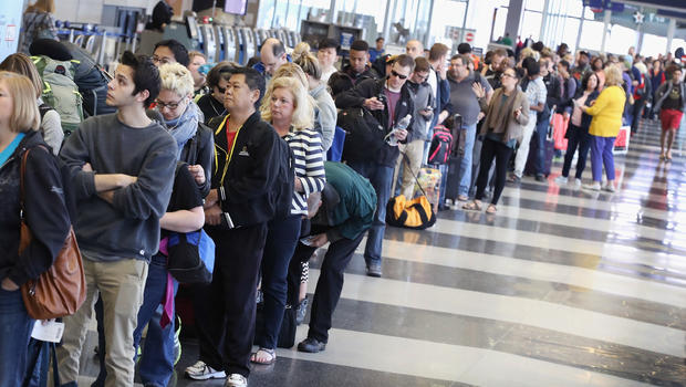 Are long security lines putting us at risk?