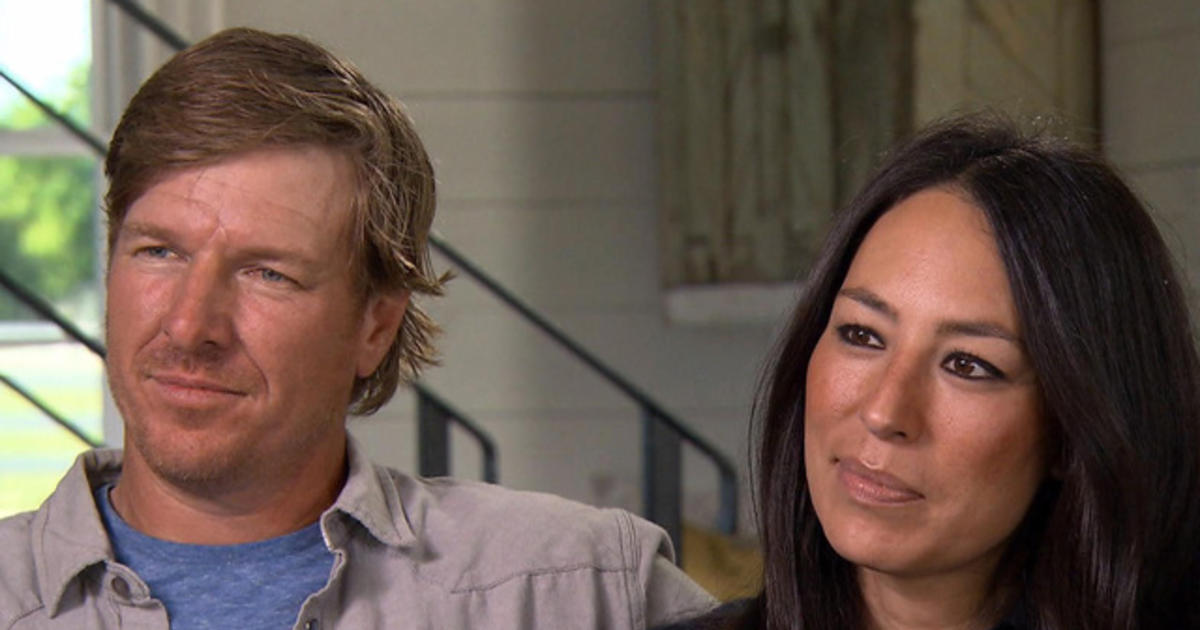 The couple behind Fixer Upper