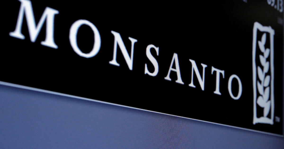 Bayer adds to its offer for Monsanto - CBS News
