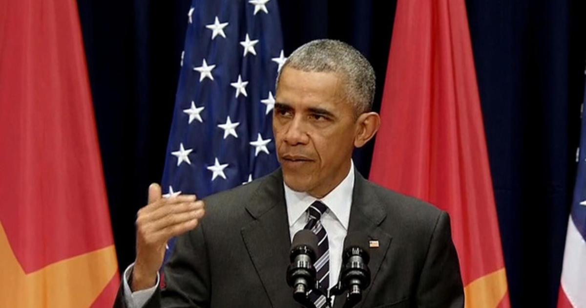 Why Obamas Vietnam visit irked China