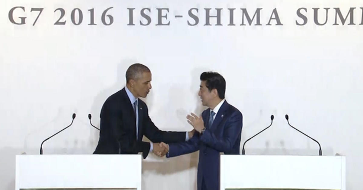 Tough words for Obama in Japan