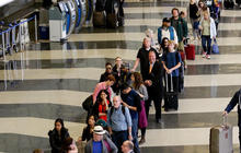 Chicago travelers look for progress after epic TSA delays