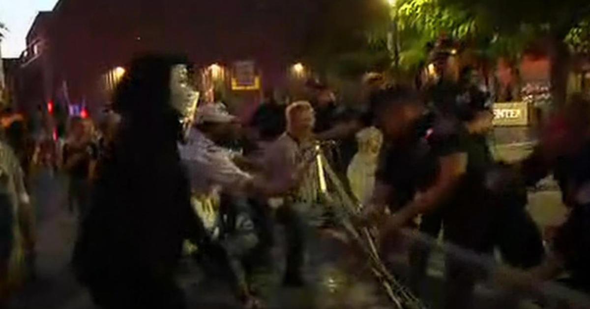 Week in Review: Mayhem outside Donald Trump rally