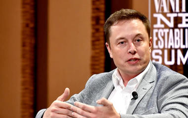 Elon Musk shares big ideas for the future