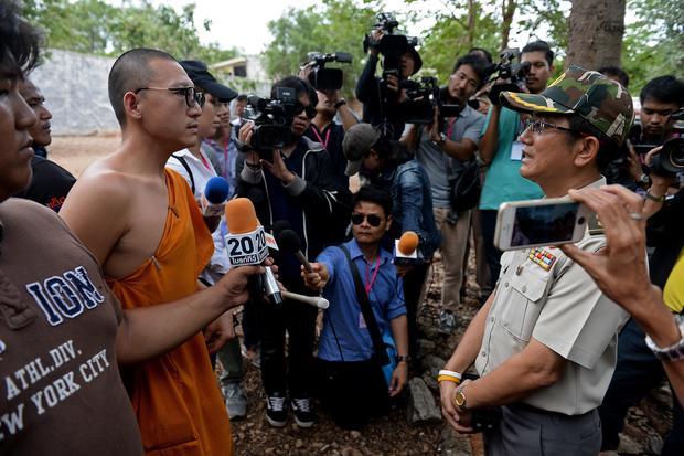Thailand's Tiger Temple raid