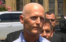 Governor Rick Scott speaks on the Orlando nightclub mass shooting