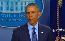 Obama adresses the nation on the Orlando mass shooting