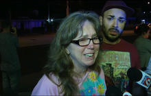 Emotional mother describes scene of Orlando mass shooting