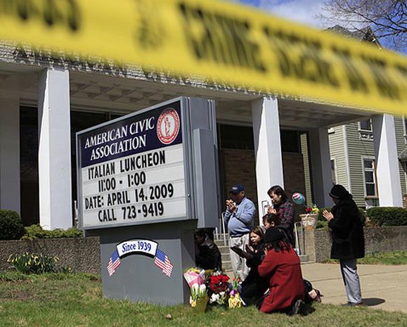 America's deadliest mass shootings