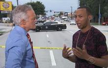 Eyewitness recalls Orlando mass shooting