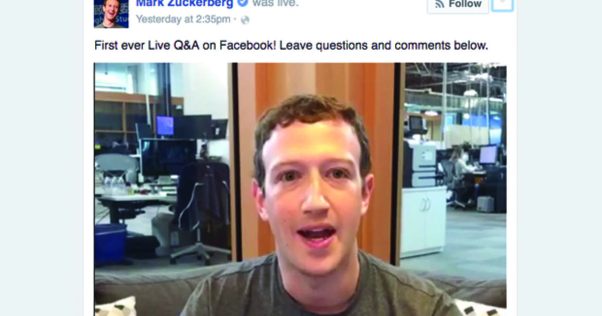 Breathe easy, world: Mark Zuckerberg confirms he's not actually a lizard