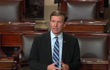 Senate Democrats filibuster for gun control