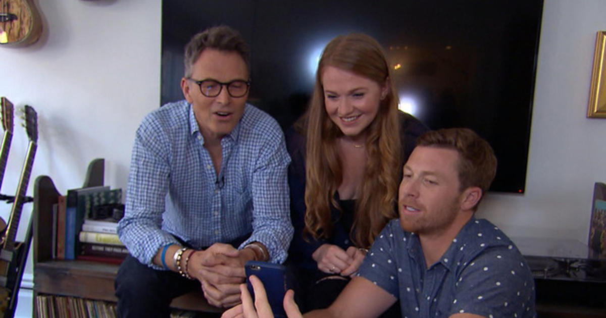 Actor Tim Daly takes the role of dad to heart