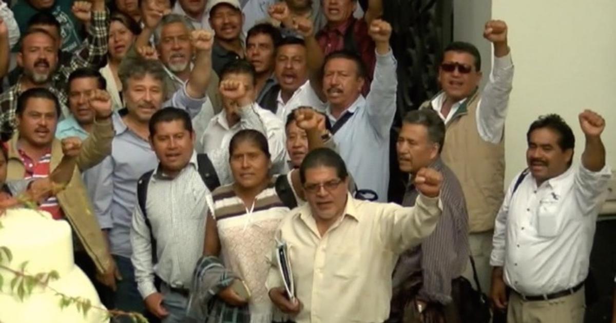 CNTE y Gobernación concretan primera reunión amigable ...
