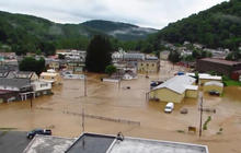 Deadly floods trigger state of emergency in West Virginia counties