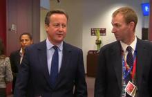 "Britain faces ""Brexit"" backlash"