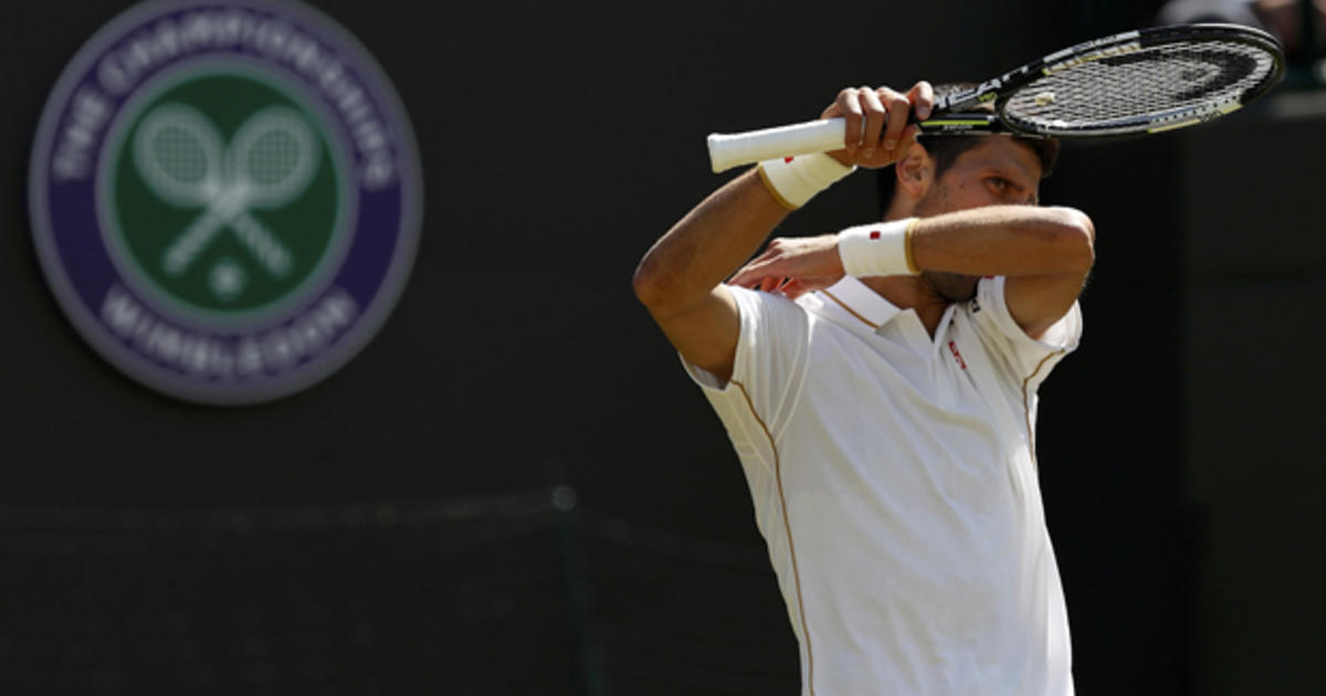 In Wimbledon stunner, Novak Djokovic loses to Sam Querrey in third round
