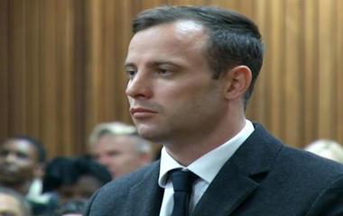 Oscar Pistorius sentenced for murder of girlfriend Reeva Steenkamp
