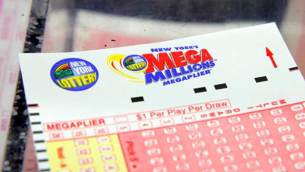 Winning numbers picked for 454 million mega millions cbs news