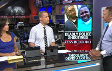 What's behind two police shootings caught on video?
