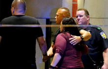 Relatives of wounded in Dallas police ambush speak out