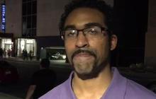 Witness describes Dallas shootings