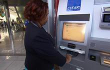 """Clear"" lets flyers skip airport lines with iris scans, fingerprints"