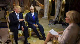 Trump and Pence to appear on 60 Minutes