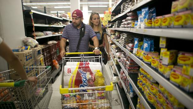 Food Shortages In America