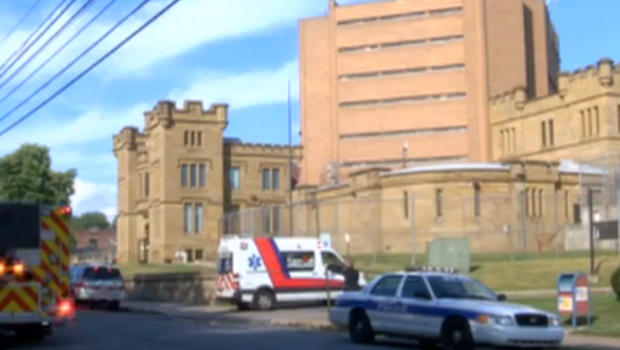 Pa. prison on lockdown after correctional officer, inmate killed