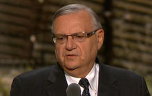 Sheriff Joe Arpaio speaks at RNC