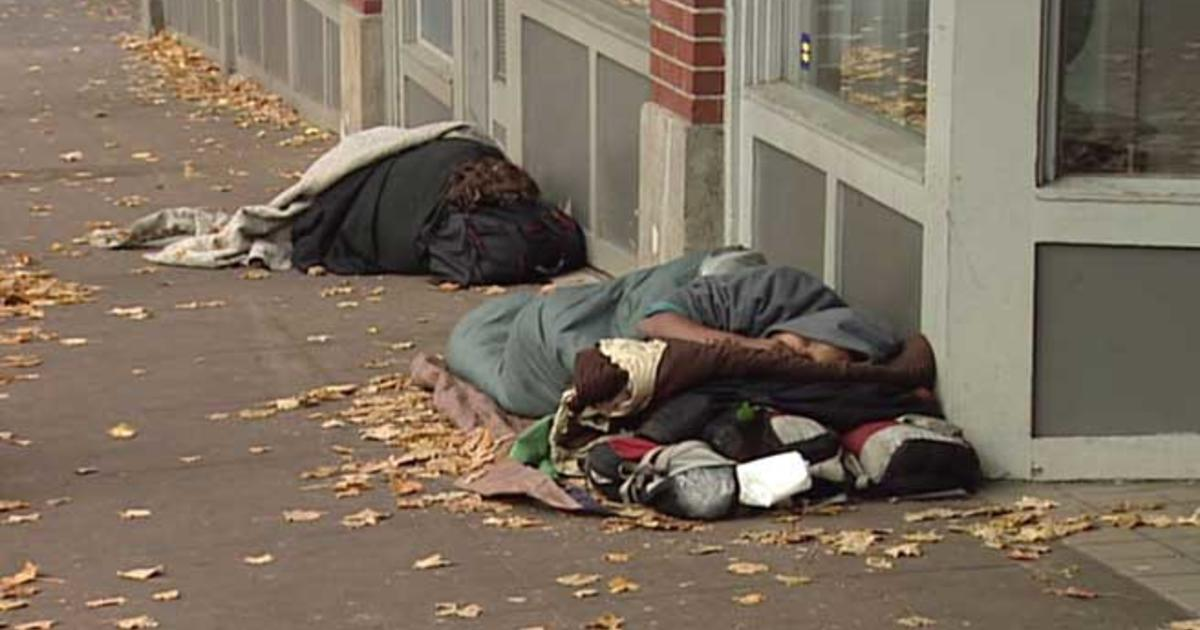 Portland Ends Program Allowing Homeless To Sleep On