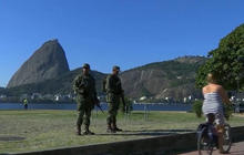 Brazil and U.S. bolster Olympics security