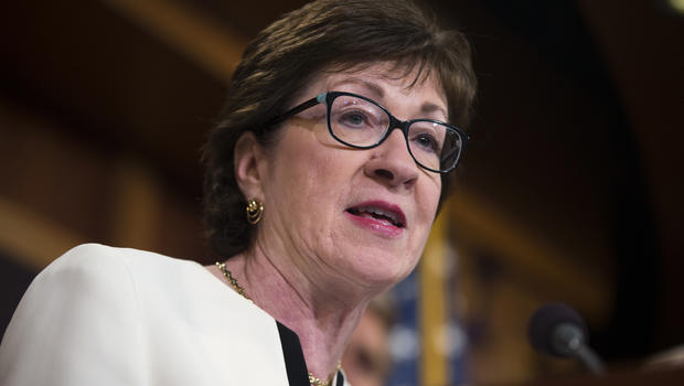 GOP Sen. Collins mocks Texan who challenged her to a duel