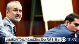 Univision to buy Gawker for $  135M
