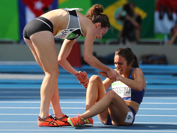 Rio police seize passports of Irish Olympic delegation staff