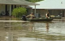 Desperate search and rescue continues in Louisiana