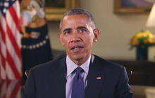 Obama commemorates 100 years of the National Park Service