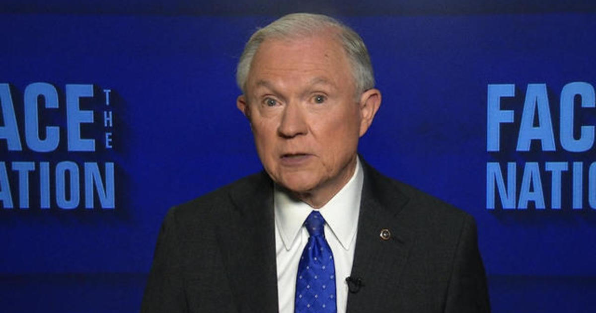 Sen. Jeff Sessions: No extreme vetting for US citizens