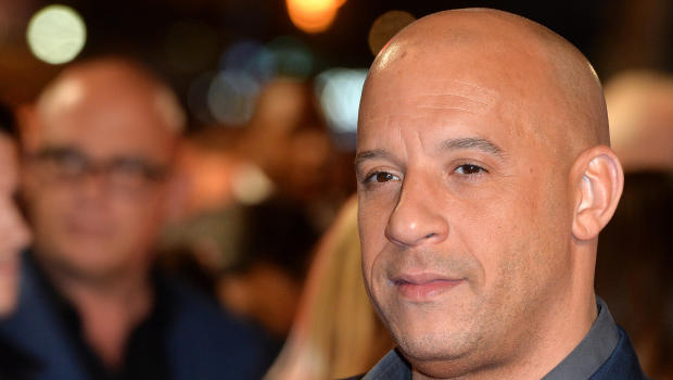 Vin Diesel Adds Vocals To Kygo & Selena Gomez's