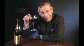 How Morley Safer convinced Americans to drink more wine