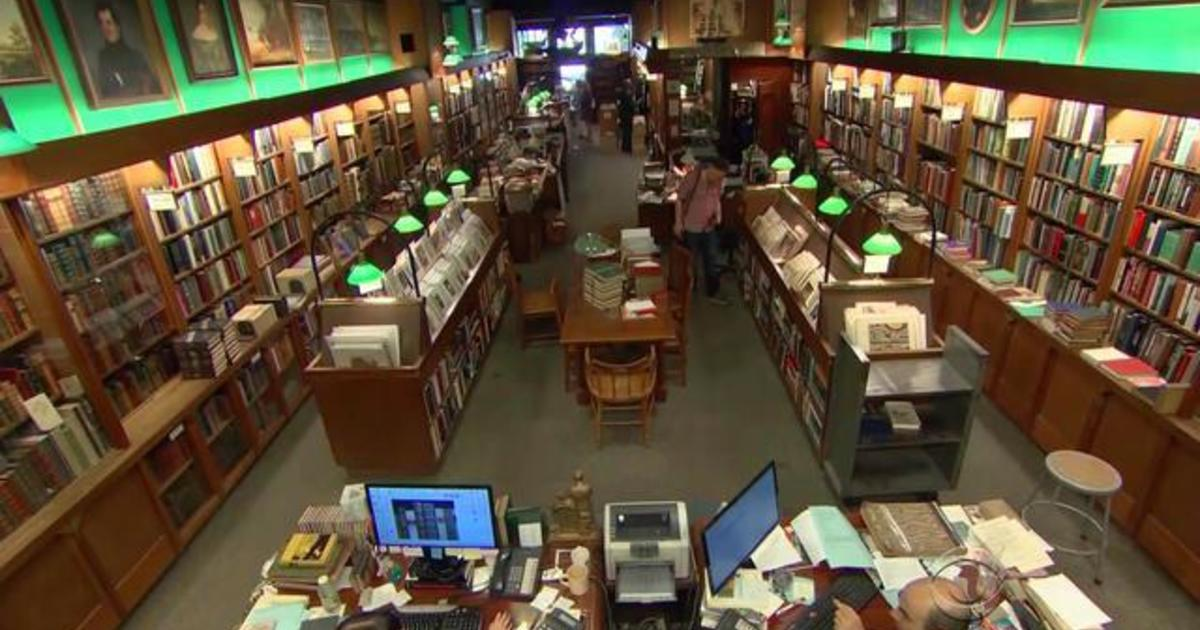 Argosy Book Store, Manhattans hidden gem