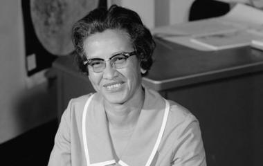 "New movie ""Hidden Figures"" highlights work of NASA scientist Katherine Johnson"