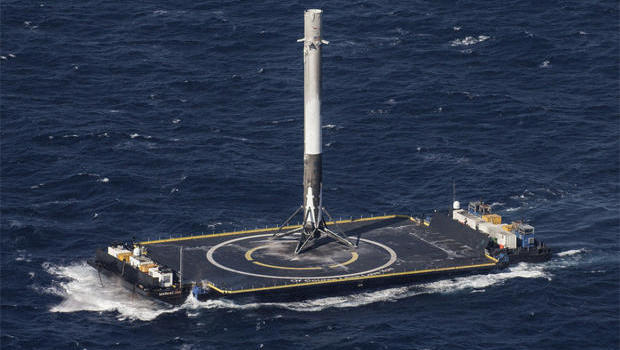 SpaceX signs Luxembourg satellite operator SES for launch of a reused rocket